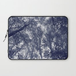 Blue Autumn Laptop Sleeve