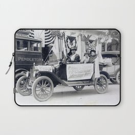 Women's Suffrage Movement in Oregon (September 23, 1916) Laptop Sleeve