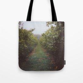 Orchard Row Tote Bag