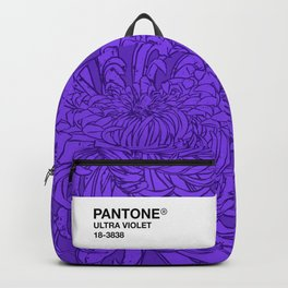 Pantone Ultra Violet 2018 Backpack