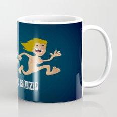 Naked Run! Mug