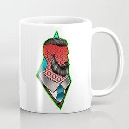 Geo Dude Coffee Mug