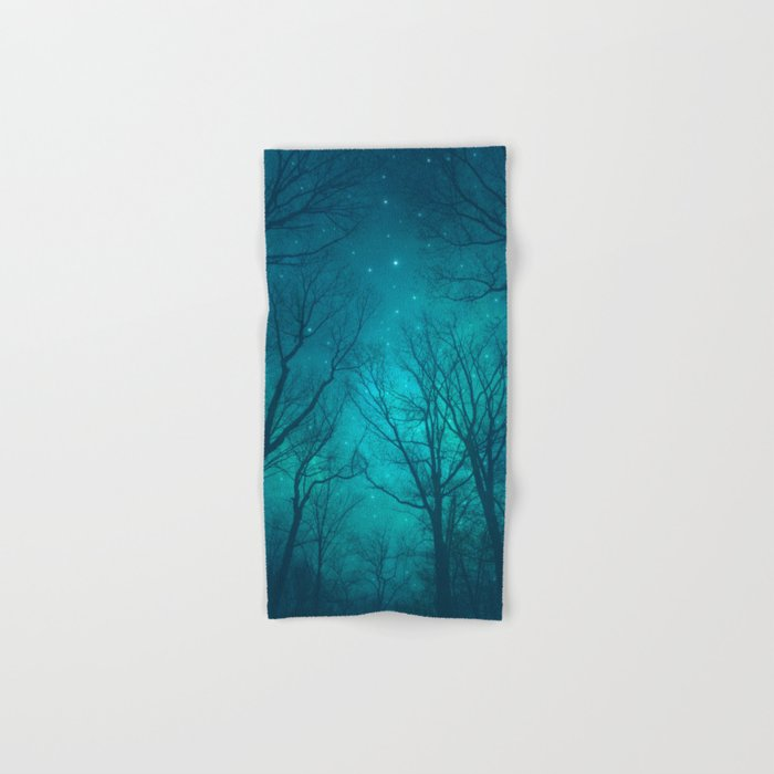 Only In the Darkness Hand & Bath Towel