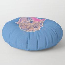 Stones Summer Floor Pillow