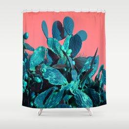 Cactus Fruit Shower Curtain
