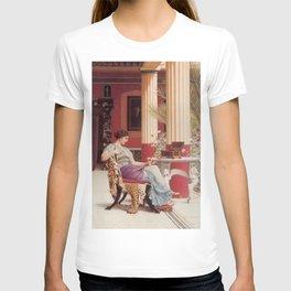 The Jewel Box by John William Godward T-shirt