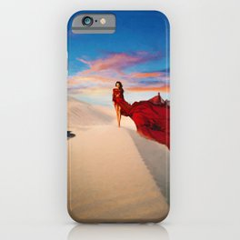 Sand Magus iPhone Case