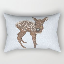 Little Fawn Rectangular Pillow
