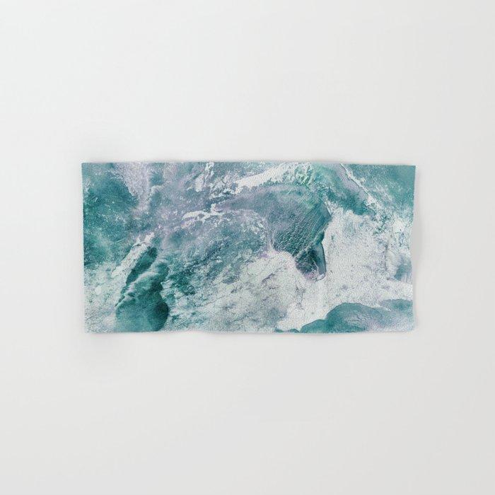 Abstract Landscape Hand & Bath Towel