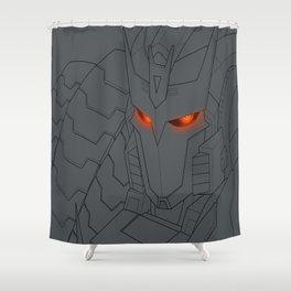 Eloquent Malice Shower Curtain