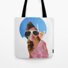 Normal Life · Minka Meat Tote Bag