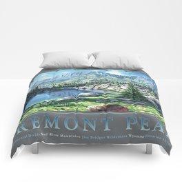 Fremont Peak Comforters