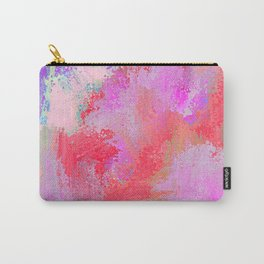 When I Feel Alone, Angel Wings Envelope Me Carry-All Pouch