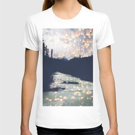 Make a wish -Yoho National park T-shirt