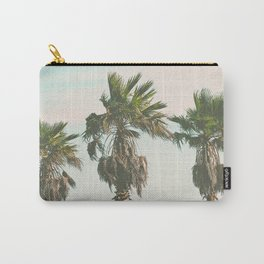 3 Retro Palms Carry-All Pouch