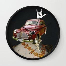 King Car Goya Wall Clock