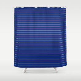 Vintage T-shirt No15 Shower Curtain