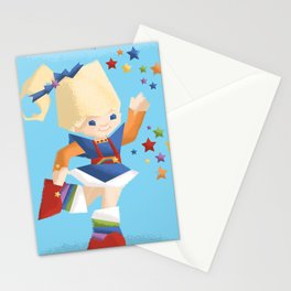 Rainbow Brite Stationery Cards