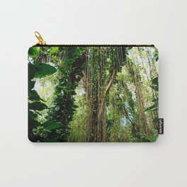 Vines of Hawaii Carry-All Pouch