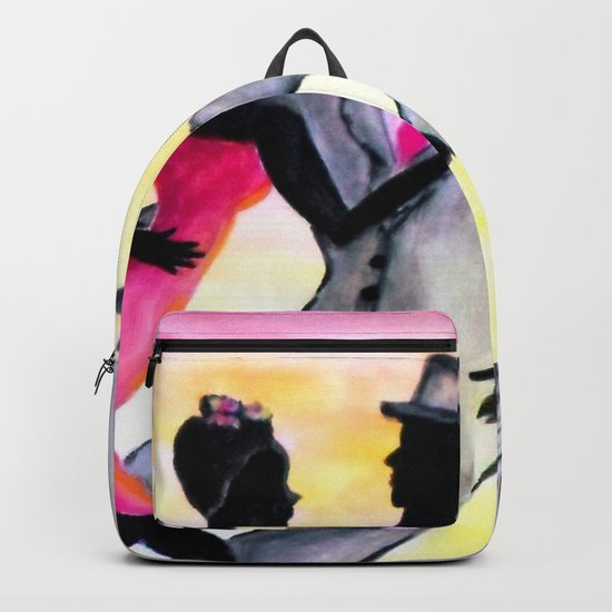 Sunset Tango Backpack