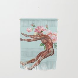 Summer Collage Wall Hanging