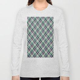 18 Plaid Long Sleeve T-shirt