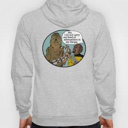 Worf & the Wookie Hoody