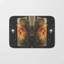 Exit to the stars. Bath Mat
