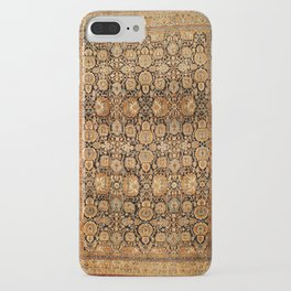 Antique Persian Malayer Rug Print iPhone Case