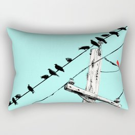 Brooke Figer - Assimilate Rectangular Pillow