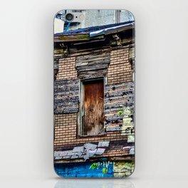 Abandoned. Bedford Sty. USA iPhone Skin