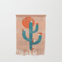 Prickly Wall Hanging