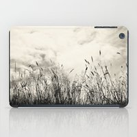 grass iPad Cases featuring Grass by Angela Fanton
