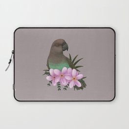 Red-bellied Parrot [female] Laptop Sleeve