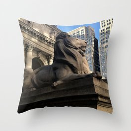 """""""Patience and Fortitude"""", Photography by Willowcatdesigns Throw Pillow"""