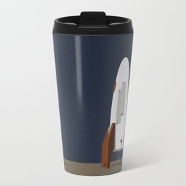 A Clean, Well-Lighted Place Travel Mug