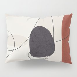 Abstract Minimal Shapes 27 Pillow Sham