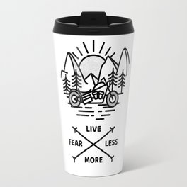 Live More Travel Mug
