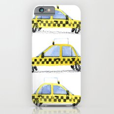 Taxis! iPhone 6s Slim Case
