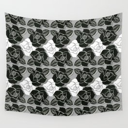 Rosettes Wall Tapestry