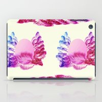 native american iPad Cases featuring Native American Indian Pattern by Pepita Selles