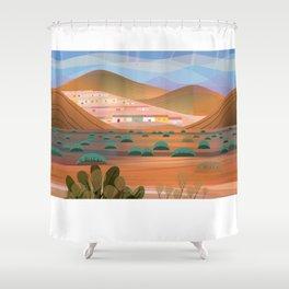 La Choya Shower Curtain