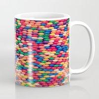 gumball Mugs featuring Gumball Pop by WayfarerPrints