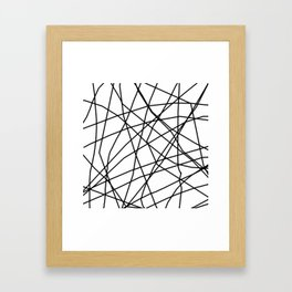 paucina v.3 Framed Art Print