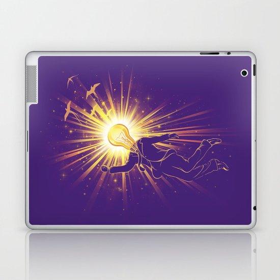 Eureka Laptop & iPad Skin