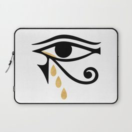 ALL SEEING CRY - Eye of Horus Laptop Sleeve