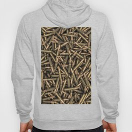 Rifle bullets Hoody