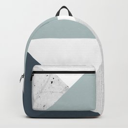 Modern Geometric 12 Backpack