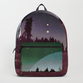 To Run With the Fireflies Backpack