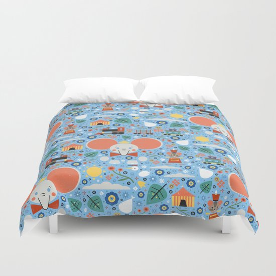 Dumbo Duvet Cover